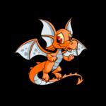 orange draik