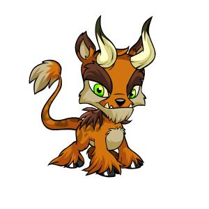 Male Tyrannian Ixi
