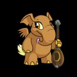 Elephante Bard Mandolin