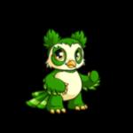 green vandagyre