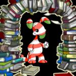 Impressive Book Arch
