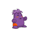 purple chia