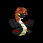 Winged Warrior Hissi Wig