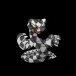 checkered hissi