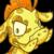 Angry Female Sponge Moehog