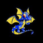 starry draik