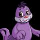 Purple Tuskaninny