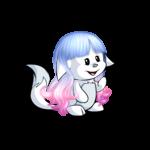 Luminous Lighted Pastel Wig