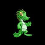 green krawk