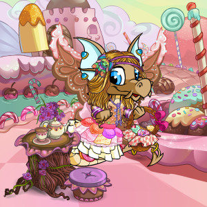 Candy Tea Party