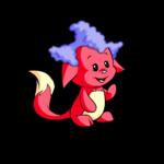 Clown Kacheek Wig