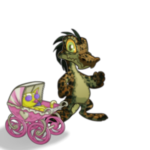 Baby Kadoatie Carriage