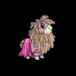 Pink Gnorbu Skirt