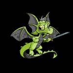 Shrouded Draik Sword