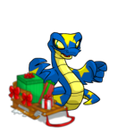 Holiday Sled with Packages