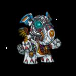 robot elephante