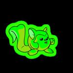 glowing meerca