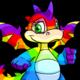 Rainbow Scorchio