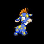 starry moehog