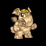 camouflage elephante