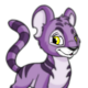 Purple Kougra