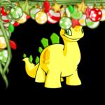 Holiday Ornament Garland