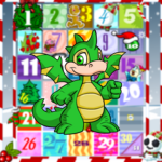 Advent Calendar Background