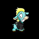 Punk Moehog Jacket