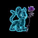 Dyeworks Purple: Glass Rose Staff
