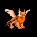 Eyrie Swordsman Sword
