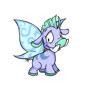 Female Faerie Moehog