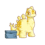Petpet In a Slightly Chewed Box