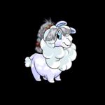 Gnorbu Warrior Wig