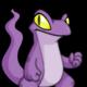 Purple Techo