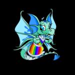 MiniMME5-B: Rainbow Dress