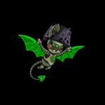 Spooky Spyder Top Hat