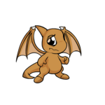 brown shoyru