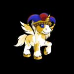 Meridell Team Jester Hat