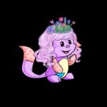 Flower Crown Wig