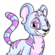 Striped Kougra
