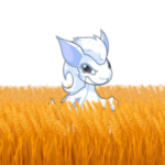 Premium Collectible: Wheat Field Foreground
