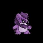 purple yurble