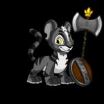 Kougra Warrior Princess Toy Weapons
