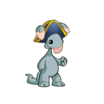 Blumaroo General Hat