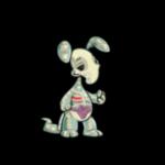 transparent blumaroo