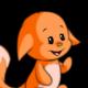 Orange Kacheek