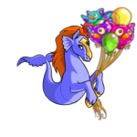 Plushie Whoot Balloon Bouquet