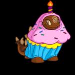 Commemorative Birthday Cupcake Costume