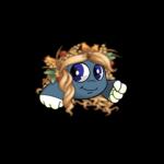 Wheat Wreath Wig