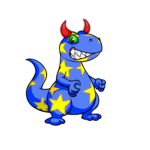 Devil Grarrl Horn